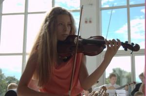 kodulehele viiulistuudio
